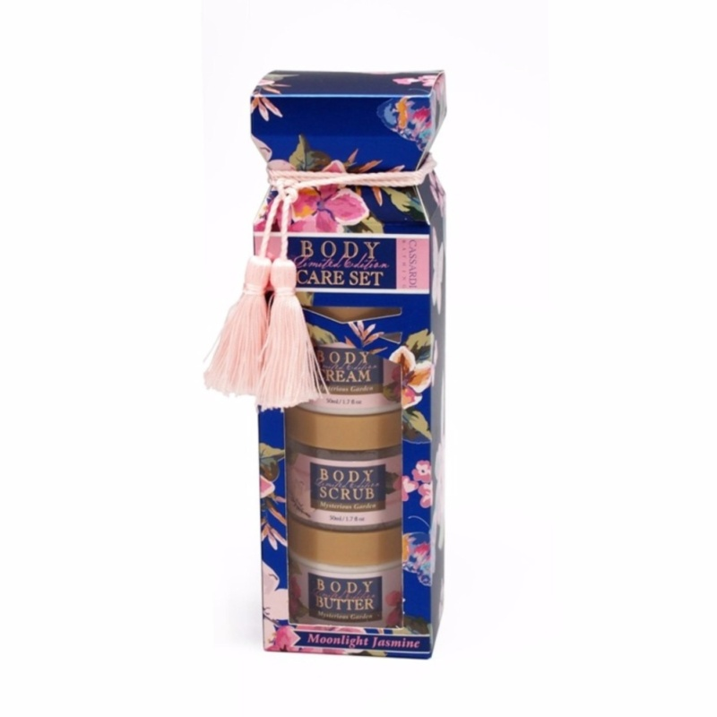 Buy Cassardi Mysterious Garden Mini Body Care Trio Singapore