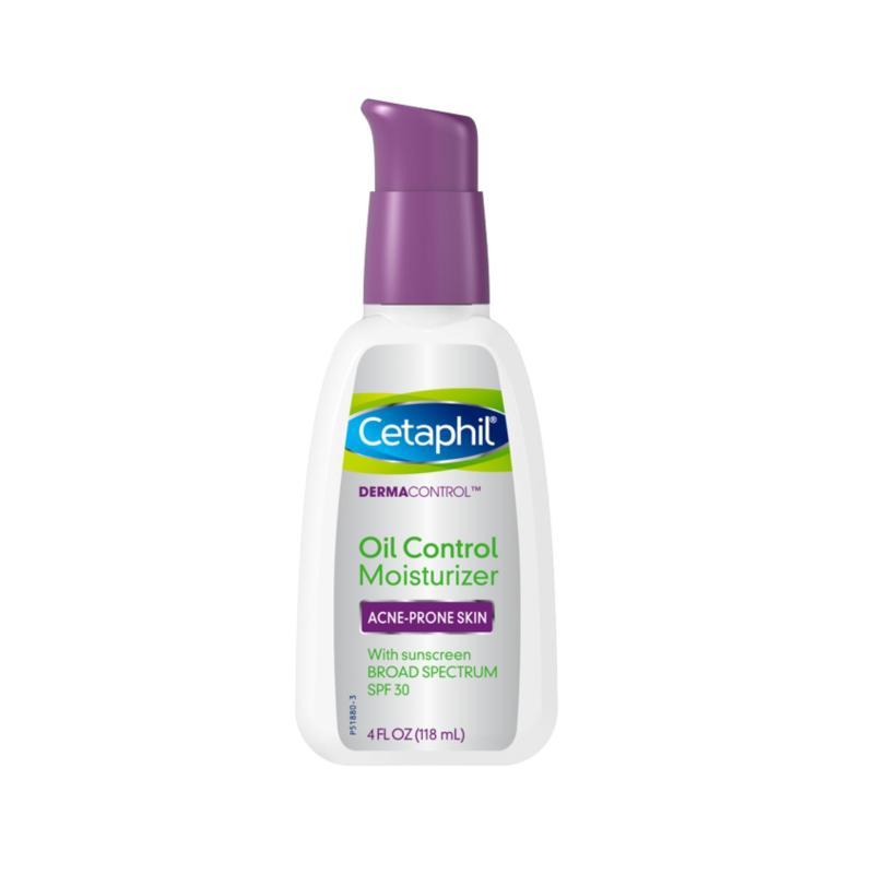 Buy Cetaphil Dermacontrol Moisturiser SPF30 118ml Singapore