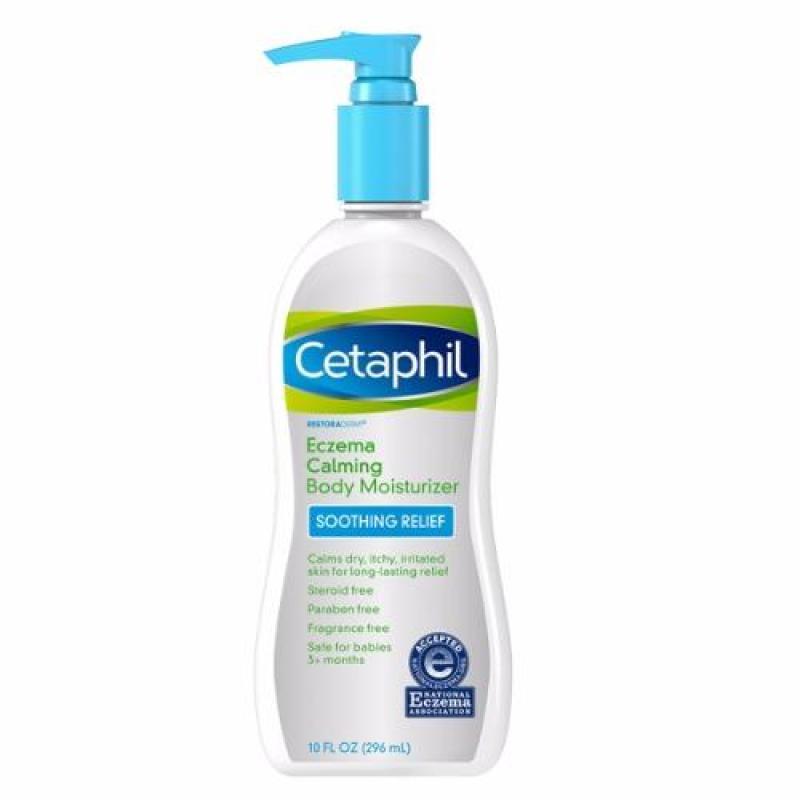 Buy Cetaphil RestoraDerm® Eczema Calming Body Moisturizer - 296ml Singapore