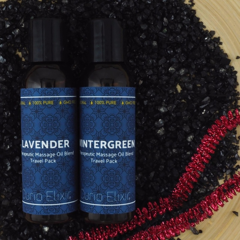 Buy Christmas Massage Oil Set 3F Singapore