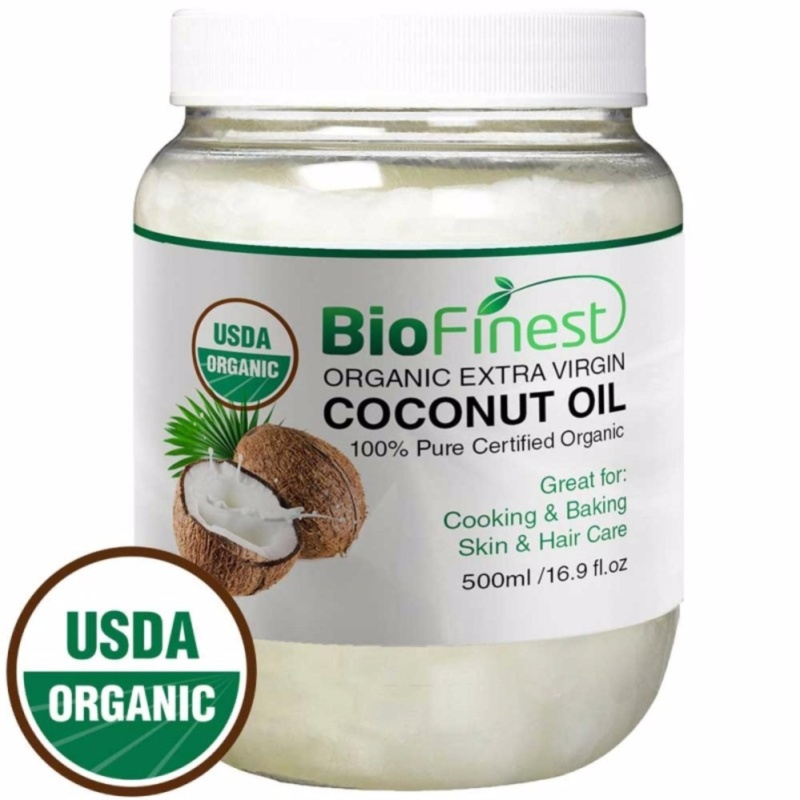 Buy Coconut Oil - USDA Organic Extra Virgin 500ml Singapore