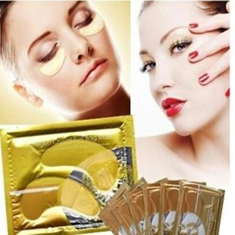 Collagen Mask - Golden Eye