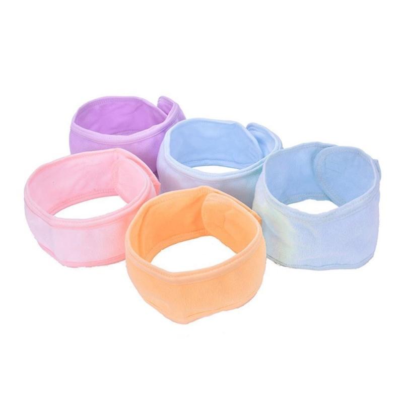 Buy Cyber TOP SALE Soft Towel Hair Band Wrap Headband For Bath Spa Yoga Sport Make Up( Purple ) - intl Singapore