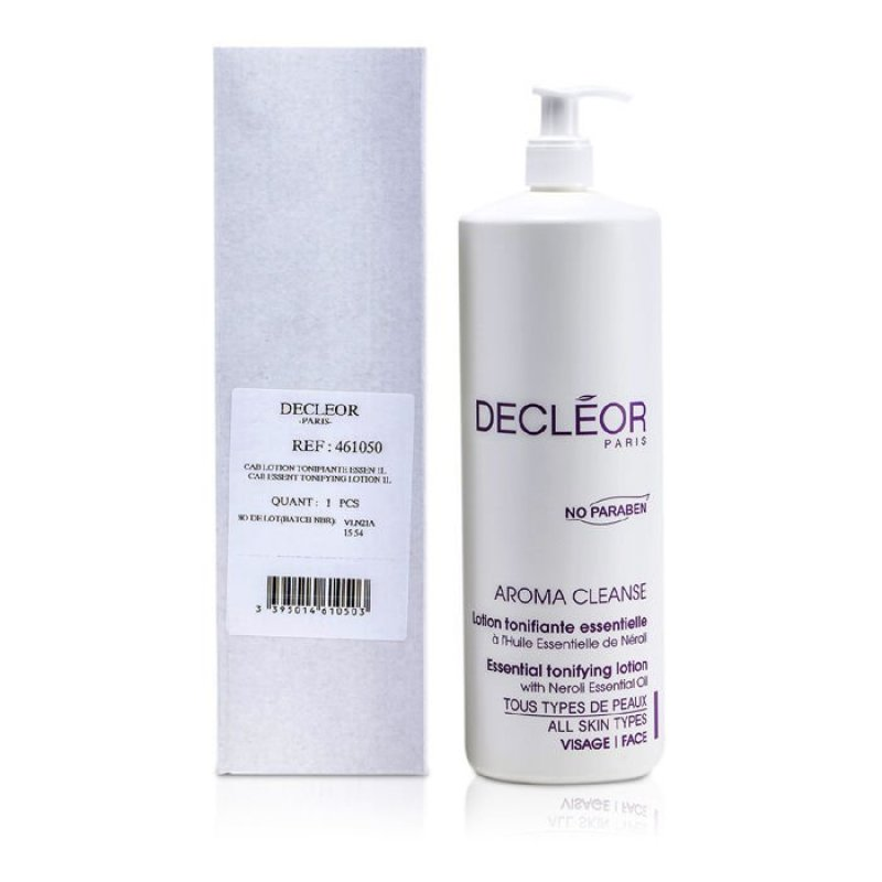 Buy Decleor Aroma Cleanse Essential Tonifying Lotion (Salon Size) 1000ml/33.8oz Singapore