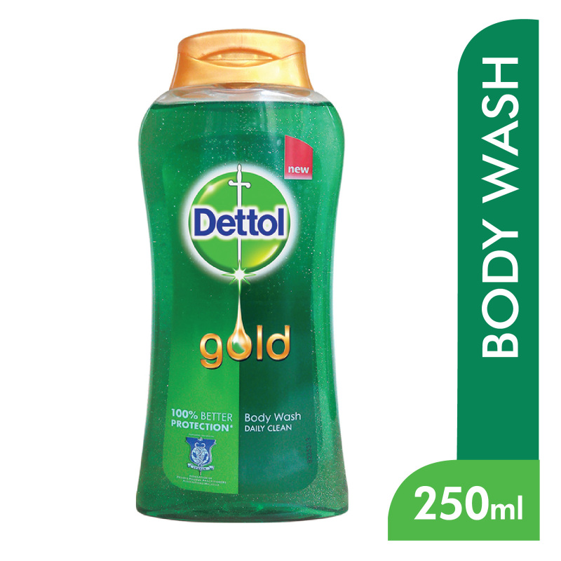 Buy Dettol Body Wash Daily Clean 250Ml Singapore