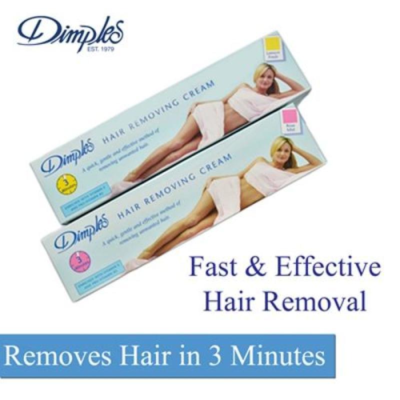 Buy Dimples Hair Removing Cream 100ml Rose Singapore
