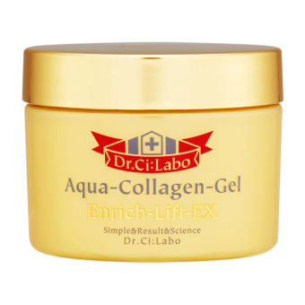 Harga Dr. Ci:Labo Aqua-Collagen-Gel Enrich-Lift-EX 1.76oz, 50g