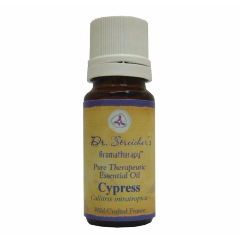 Buy Dr. Streicher's Cypress Wild 1/3oz (10ml), Pack of 2 Singapore