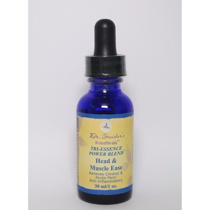 Buy Dr. Streichers Head And Muscle Ease 1 oz (30ml) Singapore
