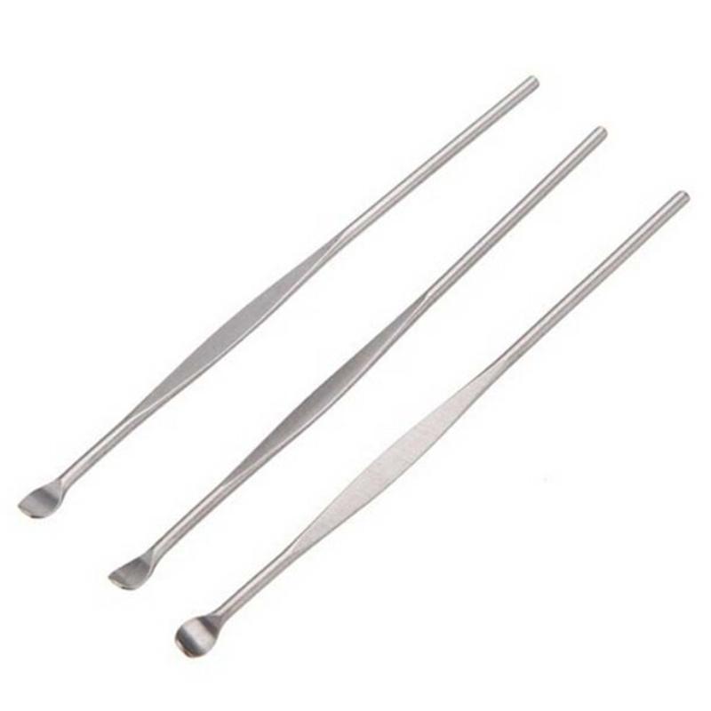 Buy Ear Pick Stainless Steel Curette 5 pcs - intl Singapore