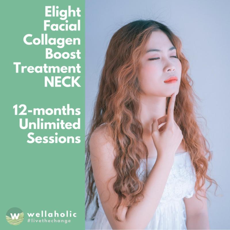 Buy Elight Neck 12 Month Unlimited eVoucher Singapore