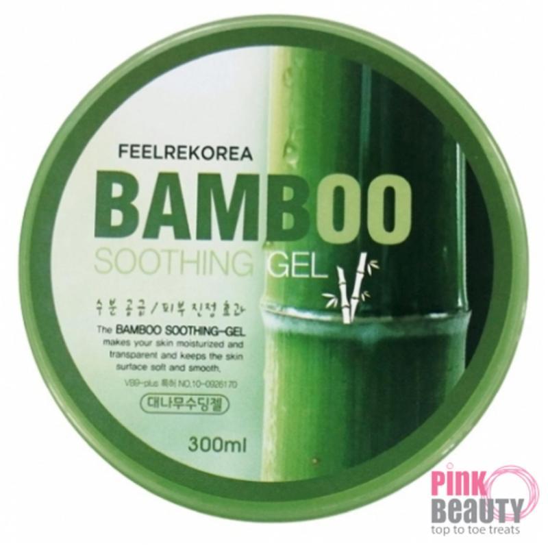 Buy Feelrekorea SOOTHING GEL BAMBOO (300g) Singapore