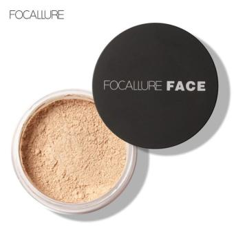 Focallure Oil Lasting Anti-sweat Breathable Transparent LoosePowder - intl
