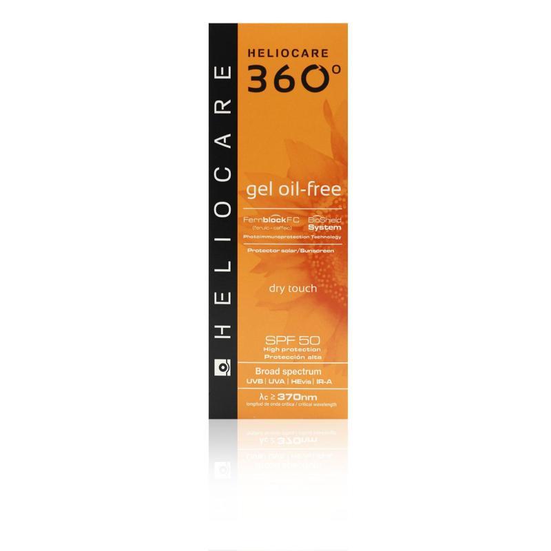 Buy HELIOCARE 360 Oil Free Gel SPF 50 50ML Singapore