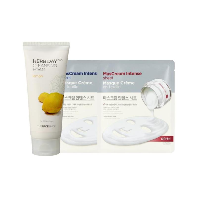 Buy Holiday Edition Herbday Cleanser Set (Lemon) Singapore