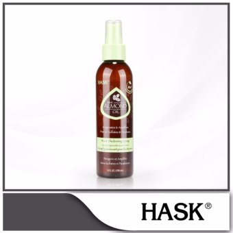 Harga HASK Mint Almond Oil Root Thickening Spray 175ml