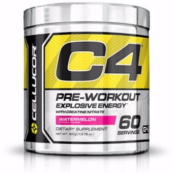 Harga Cellucor Fourth Generation C4 Pre-Workout Watermelon (60s)