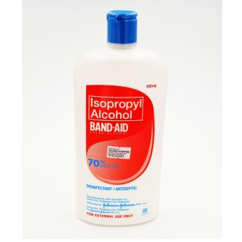 Harga JOHNSON'S Bandaid Alcohol 70% 500ml