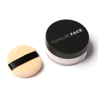 Focallure New Face Oil Control Makeup Loose Powder Long-lasting Cosmetic Tool #2 - intl