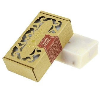 Bodhi Herbal Spa Cosmetics Natural Lavender Handmade Soap 100g
