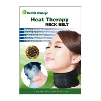 Harga Health Concept Heat Therapy Neck Belt