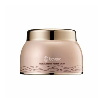 Besone Golden Luminous Premium Cream Korean Dewy Skin/Natural Glow - 2