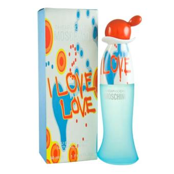 Harga Moschino I Love Love EDT 100ml