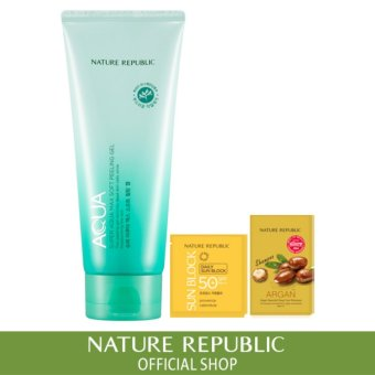 Harga Nature Republic Super Aqua Max Soft Peeling Gel