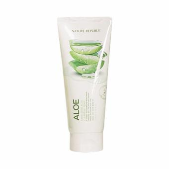Harga Nature Republic Fresh Herb Cleansing Foam - Aloe 170ml