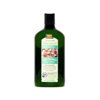 Harga AVALON ORGANICS Tea Tree Scalp Treatment Shampoo
