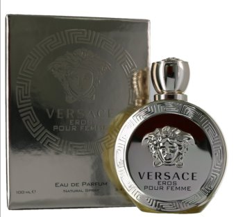 Harga Versace Eros Pour Femme EDP Spray 100ml Ladies