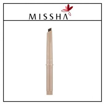 Harga Missha Perfect Eye Brow Styler Refill 0.35g (#Dark Brown)