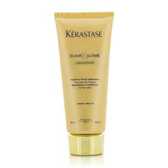 Harga Kerastase Elixir Ultime Oleo-Complexe Beautifying Oil Conditioner (For All Hair Types) 200ml/6.8oz - intl