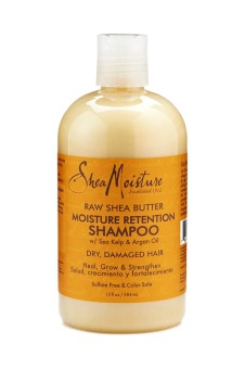 SheaMoisture Raw Shea Butter Moisture Retention Shampoo - 384ml