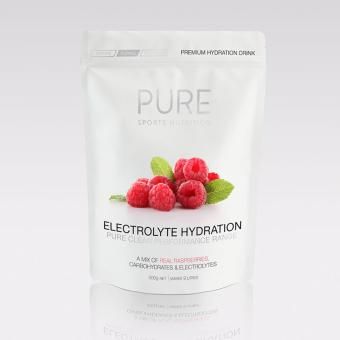 Harga PURE Electrolyte Hydration 500g Pouch - Raspberry