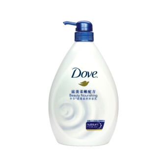 Harga Dove Nutrium Beauty Nourishing Bodywash 1L