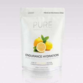 Harga PURE Endurance Hydration 500g Pouch - Lemon