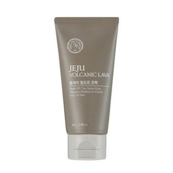 Harga The face shop Jeju Volcanic Lava Peel-Off Nose Pack 50g(Export).