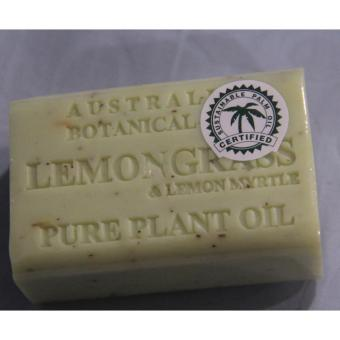 Harga Australian Botanical Pure Plant Oil Soap, Lemongrass 200g