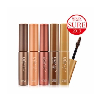 Harga Etude_Beauty False Brow Mascara _ Light Brown - intl