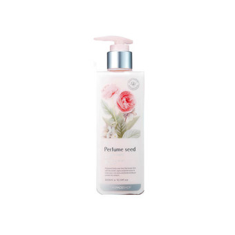 Harga The Face Shop Perfume Seed Velvet Body Milk 300ml (EXPORT)