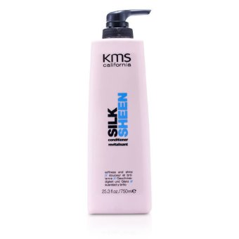 Harga KMS California Silk Sheen Conditioner (Softness and Shine) 750ml/25.3oz