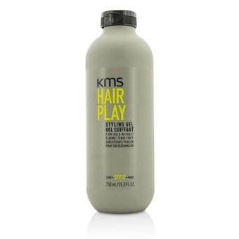 Harga KMS California Hair Play Styling Gel (Firm Hold Without Flaking) 137004 750ml/25.3oz - intl