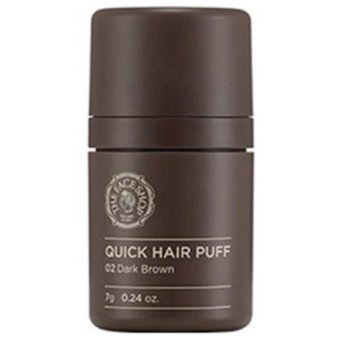 Harga [The Face Shop] Quick Hair Puff (7g), Made in Korea - Int'L - intl