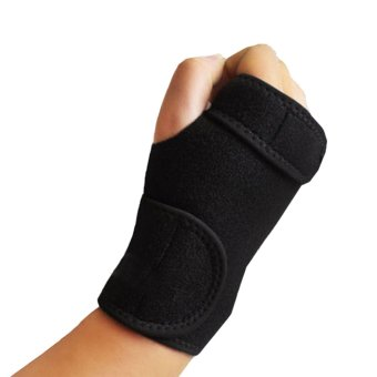 Cocotina Sports Wrist Support Brace Band Carpal Tunnel Splint Arthritis Sprains Strain 1pc (Right Hand)