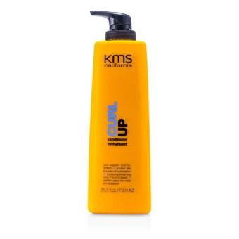 Harga KMS California Curl Up Conditioner (Curl Support and Hydration) 750ml/25.3oz