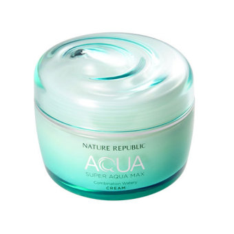 Harga Nature Republic Super Aqua Max Combination Watery Cream 80ml
