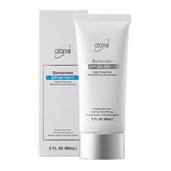 Harga Atomy Sunscreen cream White 60ml Korea cosmetics - intl