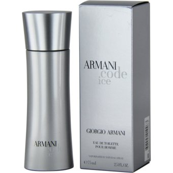 Harga Armani Code Ice Giorgio Armani for men EDT/75ML
