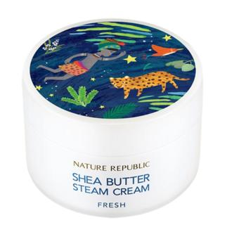 Harga Nature Republic Shea Butter Steam Cream - Fresh 100ml